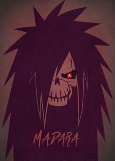 "Naruto Shippuden Character Skulls Madara Uchiha #Displate artwork by artist ""Mauricio Somoza"". Part of a 15-piece set featuring artwork based on characters from the popular Naruto Shippuden anime TV show. £35 / $48 per poster (Regular size), £63 / $84 per poster (Large size) #Naruto #NarutoShippuden #Anime #Manga #Naruto #NarutoUzumaki #Sasuke #SasukeUchiha #Sakura #SakuraHaruno #Kakashi #KakashiHatake #Team7 #Deidara #Guy #Gaara #Itachi #Jiraiya #Kisame #Orochimaru #Zabuza #Zetsu"