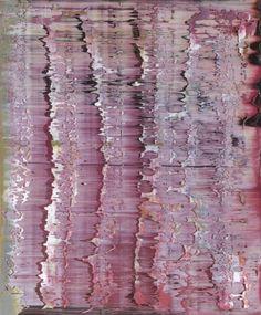 Abstract Painting 1995 61 cm x 51 cm Oil on canvas Catalogue Raisonné: 825-11  Carré d'Art, Museé d'Art Contemporain de Nîmes, Nîmes, France June 15, 1996 – September 15, 1996