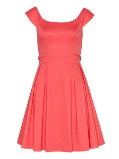 Bonnibel Dress from Review. #coralbridesmaid #weddingstyle