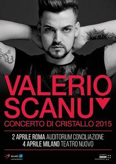 Concerto di Cristallo Valerio Scanu