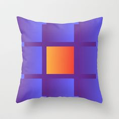 Be Different Throw Pillow cover by Ramon Martinez Jr - $20.00