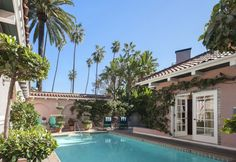Famed Bungalow Five, Beverly Hills Hotel Beverly Hills, CA 90210