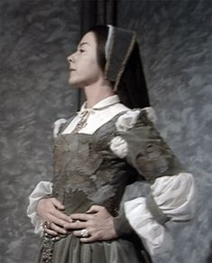 TBT: The Six Wives of Henry VIII (1970) – Lady Jane Grey, Jane Gray, Catherine Parr, Catherine Of Aragon, Tudor Monarchs, Anne Boleyn Tudors, Wives Of Henry Viii, Tudor Costumes, Anne Of Cleves