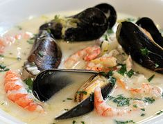 Norská rybí polévka — Kluci v akci — Česká televize Meat, Food, Essen, Meals, Yemek, Eten
