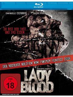 Lady Blood - Du bist der Gast... und das Essen... - BluRay - *NEU*