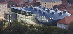 Peter Cook-Kunsthaus Graz (2000)