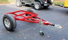 Bolt-together fiberglass Jeep-tub trailer kit - Page 15 - Expedition Portal Trailer Kits, Kayak Trailer, Off Road Trailer, Small Trailer, Trailer Plans, Trailer Build, Utility Trailer, Expedition Trailer, Overland Trailer