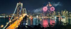 San Francisco July 4th Fireworks