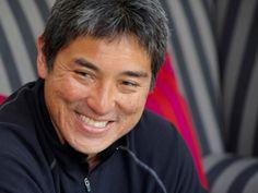 Guy Kawasaki: How to Build Social Media Influence in 10 Steps