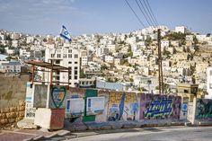 West Bank City of Hebron