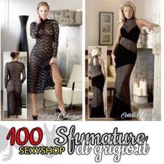 Spettacolari e sexy capi li lingerie a prezzi super discount!!!!! Solo su www.100sfumaturedigrigio.it il sexyshop online più raffinato del web!!!!!