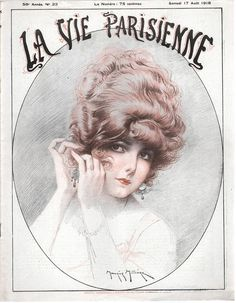 La Vie Parisienne August 17 1918 - EphemeraForever.com