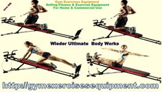 Weider Ultimate Workout