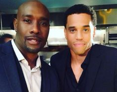 """Michael Ealy and Morris Chestnut Give Tips On How to Find """"The Perfect Guy"""""""