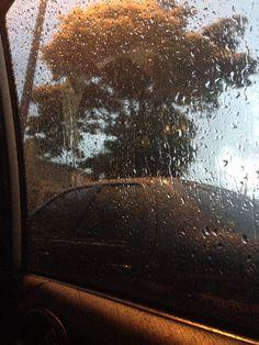 oh rain, I ask that fall slowly ...