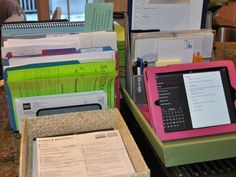 How to Get Organized with a Kitchen Command Center. #diy http://www.ivillage.com/how-get-organized-kitchen-command-center/7-a-520723#
