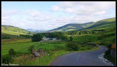 Ballymenoch farm in Glen Fruin Scotland, Mountains, Nature, Photography, Travel, Voyage, Viajes, Traveling, Photograph