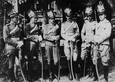 gdfalksen: Polish cavalry, First World War. ( am I the only one to notice the lack of horses? World War One, First World, Inspirational Quotes For Kids, Imperial Army, Joining The Army, Austro Hungarian, King And Country, Lightning Strikes, British History