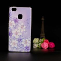 2016 Soft TPU Protector Case For Coque Huawei Ascend P9 Lite Case Silicon Back Cover For Fundas Huawei P9 Lite Phone Case Capa