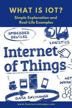 IOT is an abbreviation for the Internet of Things; which means connecting all the things in the world to the internet and to other devices. You may ask, what does this sentence even mean? Or why does IoT matter? We will clarify as we get along. How To Create Apps, Cool New Gadgets, High Tech Gadgets, Tech Hacks, Computer Basics, Use Of Technology, Smart City, App Development Companies, Data Science
