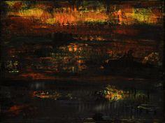 ZÁPAD SLNKA NA DUNAJI akryl na plátne 30x40 21.10.2017 (SUNSET ON THE DANUBE acrylic on canvas 30x40 21.10.2017) by simetyst Sunset, Canvas, Painting, Art, Tela, Art Background, Painting Art, Kunst, Canvases