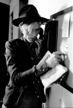 #idaZiggy #DavidBowie #idaStardust #Ziggy #idampan #idamariapan #idaTELL #idaDylan #DylanImp #BobDylan #MakeYouFeelMyLove #Chaplin #IAm a #camera #its #shutter #open #quite #passive #recording #not #thinking #man #shaving #at #thewindow #Isherwood #idaBarthes  #idaZERO #Zuckerberg #MarkZuckerberg #Baby #August #PriscillaChang #idaXFiles #RBarthes #idealistamagica #Chaos #idaDerrida #Deepak #Panday #WhoDoU #C #anotherSelfPortraitXYZ #idaZappa  #idaBond #SeanConnery #TheScript #RDJ #DC…