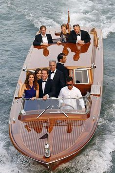 A boutique cruise is a unique sailing experience that will take you to places you never imagine on a comfortable home-like ship. Bateau Yacht, Wooden Speed Boats, Afrique Art, Classic Wooden Boats, Vintage Boats, Cool Boats, Old Money, Yacht Boat, Amal Clooney