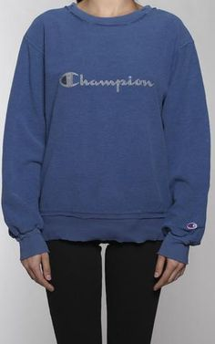 Vintage Champion Distress Sweatshirt