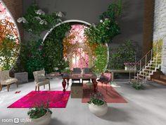 Roomstyler.com - The Garden Room