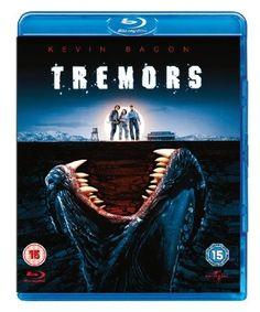 Tremors [Blu-ray]: Amazon.co.uk: Kevin Bacon, Fred Ward, Finn Carter, Michael Gross, Reba McEntire, Ron Underwood: Film & TV