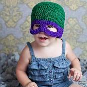 Teenage Mutant Ninja Turtles - 5 Sizes - via @Craftsy