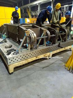 Every precision weld table we deliver is manufactured to the highest quality standards in the industry. The tooling components, such as angles, blocks, alignment pins, etc. are also held to these stringent quality specs. This ensures an accurate fixture to start with, and guarantees repeatability. Both our new and certified reconditioned equipment adhere to these same high standards.