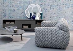 Goose Down & Quilted Sofa