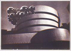 Guggenheim Museum (1971) / photo by Pol Bury
