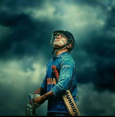 MS Dhoni 7 Looking at Sky Drawing Image / Wallpaper HD - Madan Raj - - Best of Wallpapers for Andriod and ios Hd Wallpapers For Laptop, Cricket Wallpapers, Android Phone Wallpaper, Hd Wallpapers 1080p, Hd Wallpapers For Mobile, 1080p Wallpaper, Laptop Wallpaper, Photo Wallpaper, Cool Wallpaper