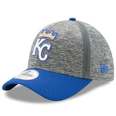 Kansas City Royals Youth MLB 17 Clubhouse 39THIRTY Hat by New Era