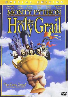Monty Python and the Holy Grail Special Edition [DVD, Like New] FREE SHIPPING | DVDs & Movies, DVDs & Blu-ray Discs | eBay!