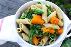 I rarely eat pasta, to be honest. Don't get me wrong, I love a carb, but I try not to make a habit of eating pasta too often because let's get real, it's mostly empty calories. Kale Pesto, Pesto Pasta, Butternut Squash, Allrecipes, Vegan, Casual, Kitchen, Cooking, Kitchens