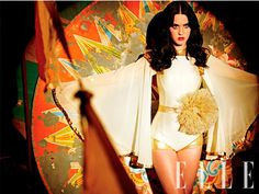 Katy Perry para US Elle