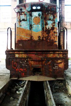 Ferrocarril (Bello- Antioquia)