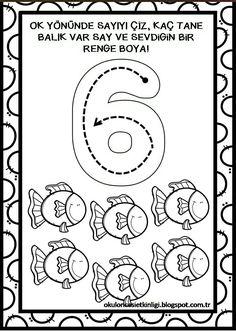Numbers Preschool, Kindergarten Worksheets, Preschool Activities, Calendar Worksheets, Abc Crafts, Kids Pages, Simple Math, Writing Numbers, Math For Kids