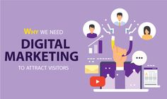 Why digital marketing is vital to convincing people? Search Engine Marketing, Online Advertising, Influencer Marketing, We Need, Factors, Online Business, Seo, Attraction, Digital Marketing
