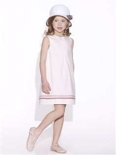 ROBE CHASUBLE FILLE