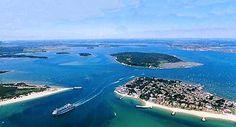 Bournemouth Poole Sandbanks