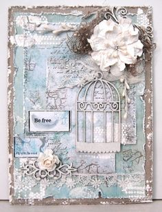 Ingrid's place: be free -card-