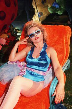 Debbie Harry is forever Blondie!