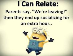 so true but with family