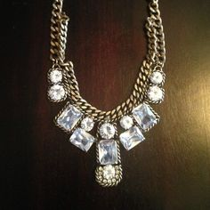 SALE NWT Ann Taylor Necklace NWT Ann Taylor Necklace. Dress it up or down! Ann Taylor Jewelry Necklaces