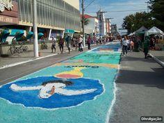 CIDADE: Cabo Frio - Inscrições para confecção dos tapetes ...