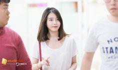 iu korean short hair - Google Search